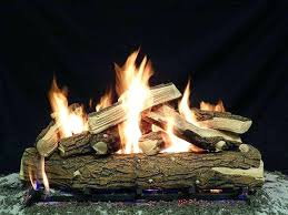 Firepit Logs Outdoor Gas Pit Logs Fortkochi Me