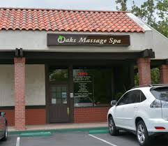 Rub Maps San Jose by Oaks Massage Spa Massage Therapy 195 E Hillcrest Dr Thousand