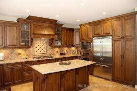 alder wood kitchen cabinets pictures alder kitchen cabinet hoods custom knotty alder kitchen wood hood