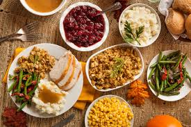 random text message leads to thanksgiving invitation