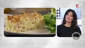 t atin cuisine carinne teyssandier gourmand gratin de pâtes au foie gras 2 07 12 2017