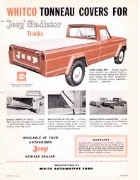 jeep gladiator 1963 brochures archives page 2 of 4 jeep willys world