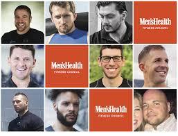 men s fitness council men s health