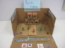 pueblo adobe houses native american dioramas 2010 pueblo by jenna berschman