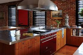 brick kitchen ideas kitchens akitchen trditional kitchen design with brick