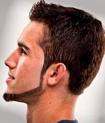 extended neckline haircut beard styles for men