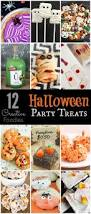 Fun Halloween Appetizer Recipes by Candy