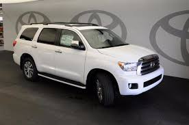 toyota suv sequoia 2017 toyota sequoia limited rwd suv in lagrange l9444