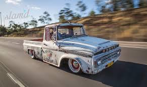 Vintage Ford Truck Australia - junkyard dog australia u0027s ultimate mash up u2013 1974 dodge pickup