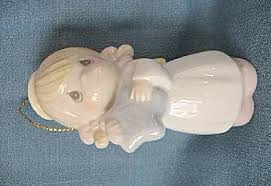 1994 enesco precious moments angel christmas ornament christmas