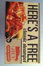 joes crab shack coupons spotify coupon code free