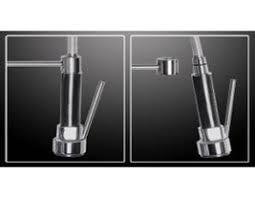 tall kitchen faucet with spray captainwalt com