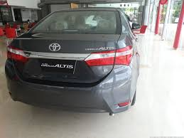 All New Toyota Corolla Altis Now Launched In India Page 3