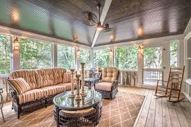 screened porch country style screened porch in chesterfield va rva remodeling llc