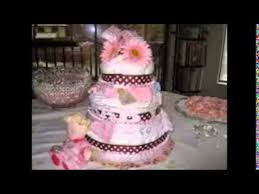 diaper cakes for baby shower youtube