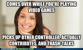 Video Gamer Meme - great gamer girlfriend video games video game memes pokémon go