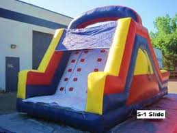 great time party rental slides