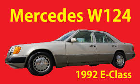 92 mercedes benz 300e w124 1 owner full video review youtube