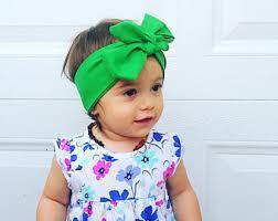 top knot headband baby knot headband etsy