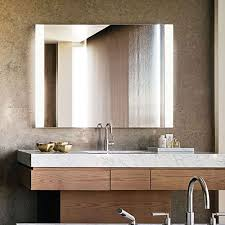 novo lighted mirror novo by electric mirror yliving