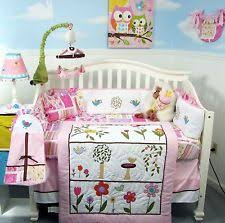 Ballerina Crib Bedding Set Summer Infant Pink Jungle Animal Ballerina Baby Nursery Crib