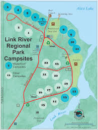 Beaver Lake Map Parks Regional District Of Mount Waddington