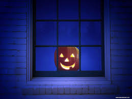 pumpkin in window jpg