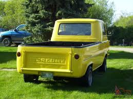 Vintage Ford Econoline Truck For Sale - 1965 mercury econoline pick up built by ford of canada