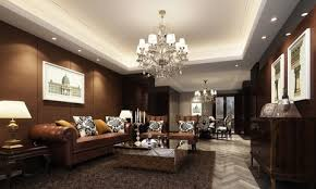 brown living room design interior design