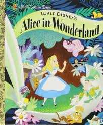 walt disney u0027s alice in wonderland little golden books rh disney