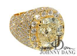 custom rings for men cmr 0005 rodney hunt s custom diamond ring johnny dang co