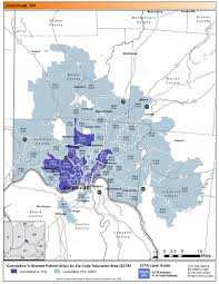 Zip Code Map New Orleans by Fy 2018 Sac Service Area Announcement Table