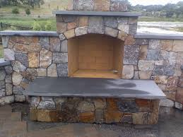 Backyard Fireplace Ideas by Decorating Isokern Fireplaces For Your Vintage Outdoor Fireplace Idea