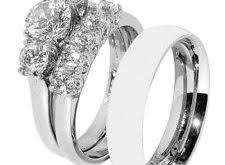 His And His Wedding Rings by Download His And Hers Wedding Rings Wedding Corners