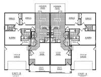 house plans and home designs free blog archive twin home floor