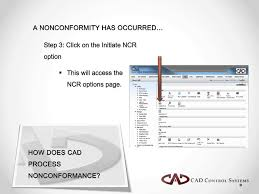 ncr report template nonconformance reporting
