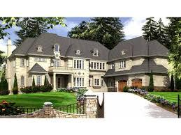 European Home Design Inc Eight Bedroom Hwbdo74371 European From Builderhouseplans Com
