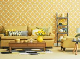 Yellow Living Room Decor Pale Yellow Living Room Ideas Glass Round Table Glass Pendant Lamp