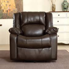 Swivel Recliner Armchair Swivel Rocker Recliner Chairs Ebay