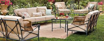 Shop Outdoor Furniture by How To Care For Your Outdoor Furniture Home Style