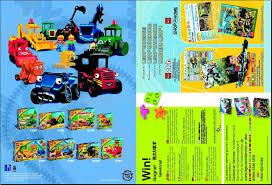 lego scrambler dizzy bob u0027s workshop instructions 3299
