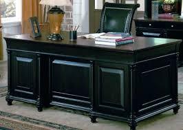Black Office Desks Black Office Desk Office Design
