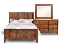 glenwood panel bedroom set furniture row