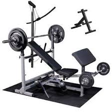Weights And Bench Set Free Weights Plates Barbells Dumbbells Kettlebells U0026 More