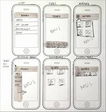 how to sketch for better mobile experiences u2014 smashing magazine