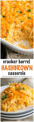 cracker barrel easter dishes copy cat cracker barrel hashbrown casserole recipe