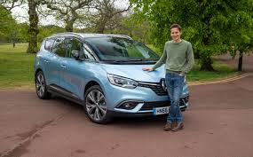 renault espace top gear extended test 2017 renault grand scenic 130 dci