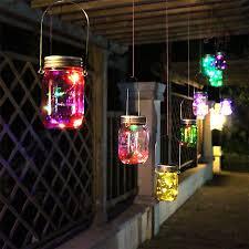 Solar Sign Lights Outdoor by Aliexpress Com Buy Thrisdar 3pcs Lot Mason Jar Solar Garden