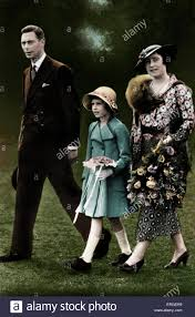 the royal family after king george vi u0027s coronation shows king