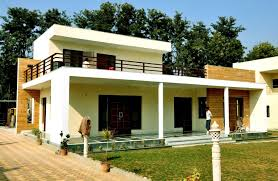 chattarpur farm house horizon design studio delhi india mimoa